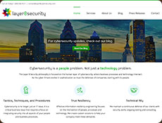 Design and development of a corporate website